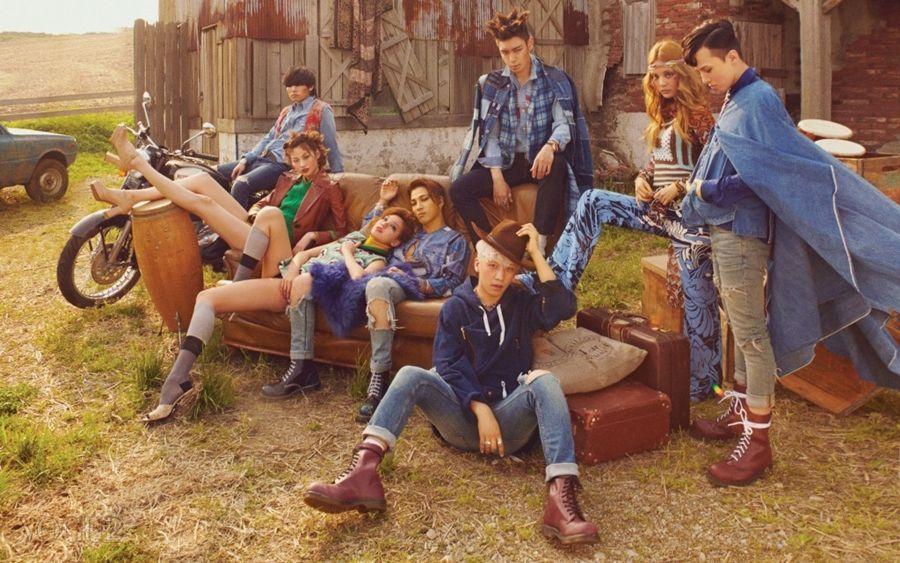 「Vogue Korea 七月號專訪-BIGBANG」的圖片搜尋結果