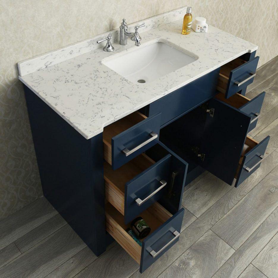 blue bathroom vanity cabinet. Bathroom Vanities:Magnificent Navy Blue Vanity Cabinet Single Sink Bath Cabinets Ikea Floating Wood B