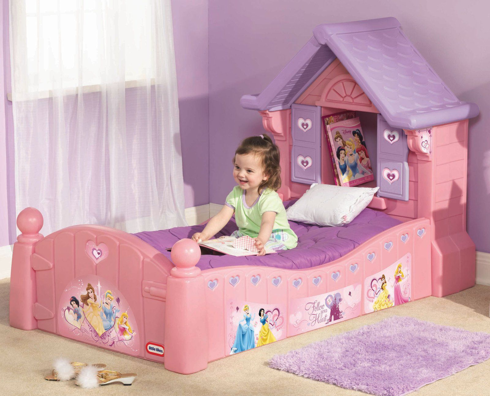 I Need To Find This Bed Little Tikes Disney Princess Toddler Bed