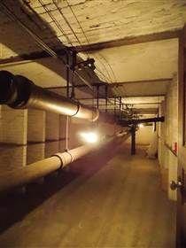 Biltmore House  Sub Basement  Wine Cellar