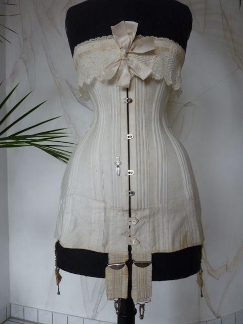 e1b4133084 Italian bridal or wedding corset