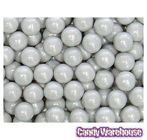 Just found Sixlets Mini Milk Chocolate Balls - Silver: 2LB Bag @CandyWarehouse, Thanks for the #CandyAssist!