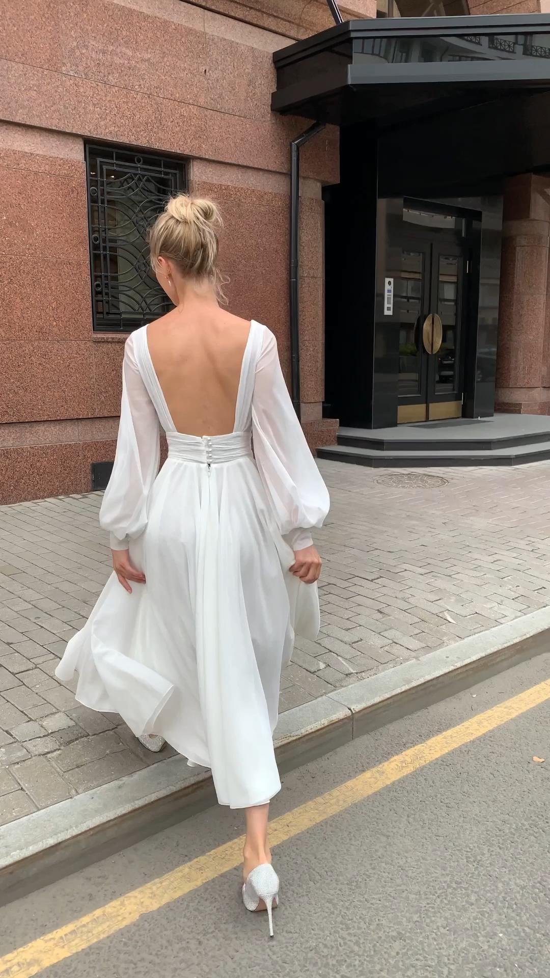 Свадебное платье Паулина/Wedding dress Paulina Бол