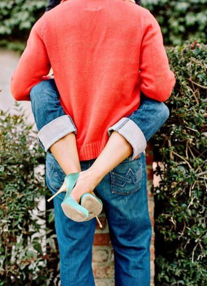 ok boy in designer jeans