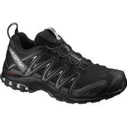 Salomon Herren Schuhe Xa Pro 3D Bk/Magnet/Q, Größe 42 ? in Black/Magnet/Quiet/Shade, Größe 42 ? in B #hikingtrails