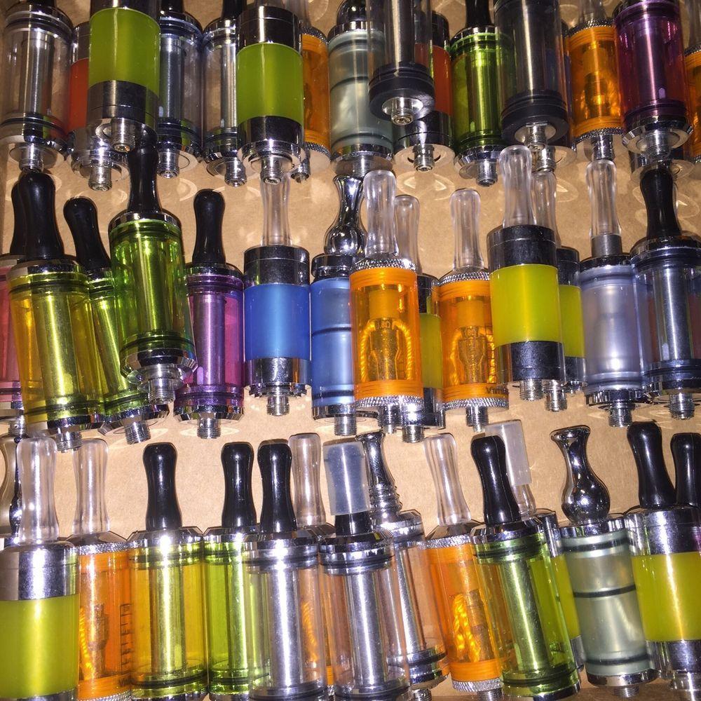 Lot 15X Tanks for Vaporizer Pen / Portable Hookah 2.8mL