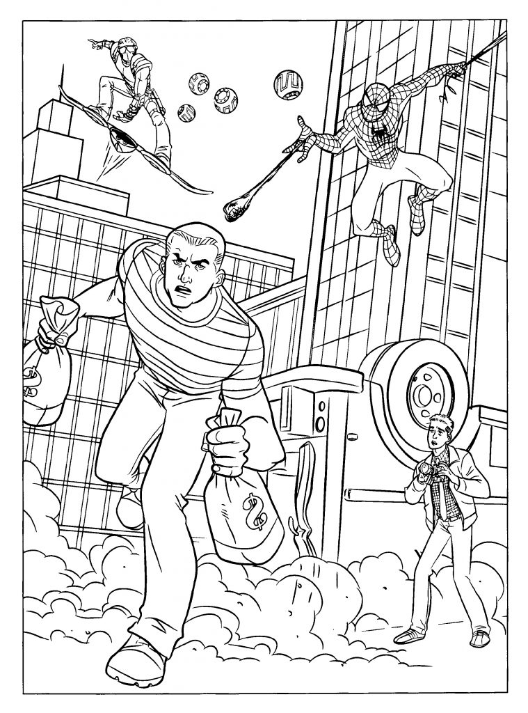 Spiderman Coloring Pages Superheroes 101 Coloring Spiderman Coloring Superhero Coloring Pages Superhero Coloring