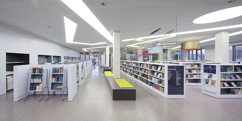 Stadtbibliothek Garbsen | UKW Innenarchitekten
