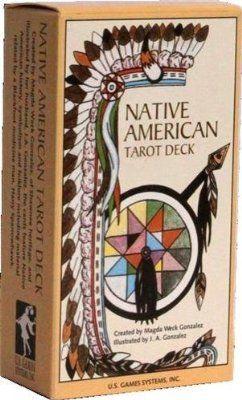 carte tarot amerindien