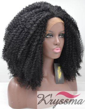 Outstanding Kryssma Black Women Afro Kinky Curly Wigs For African American Hairstyle Inspiration Daily Dogsangcom