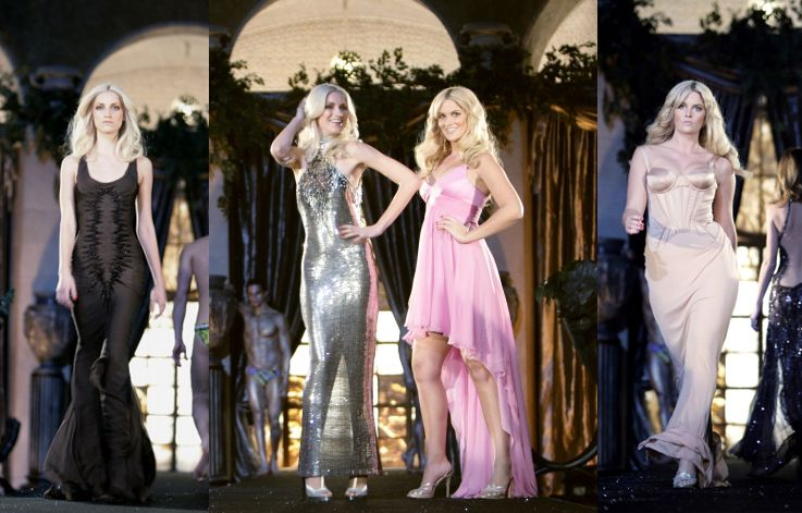 Which Versace Gown Was Your Favorite on the America's Next Top Model Finale?