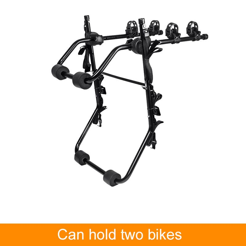 Rockbros Portable Car Back Rear Mounted Bicycle Carrier
