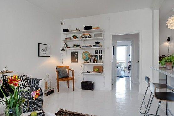 Modern interior apartment alvhem makleri tomsona
