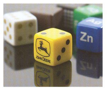 Custom Dice at Gameparts.net - Custom poker chips, Poker ...