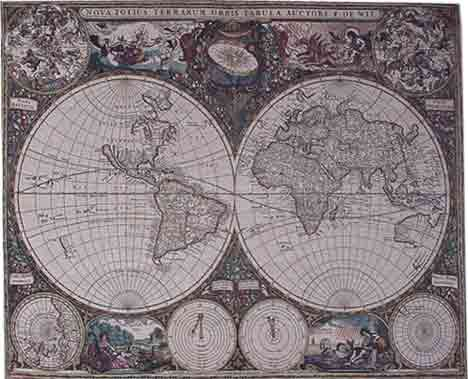Old world map wall tapestry the good stuff pinterest wall are you looking for an old world map jigsaw puzzle youll find a great selection of old world map jigsaw puzzles from 40 pieces to 6000 plus pieces gumiabroncs Image collections