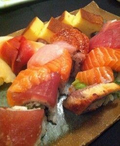 The best sushi in #Seattle