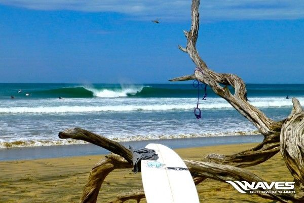 Playa Avellana Surf Spot Tamarindo Costa Rica Waves Somewhere Surfing Pictures Surfing Tamarindo