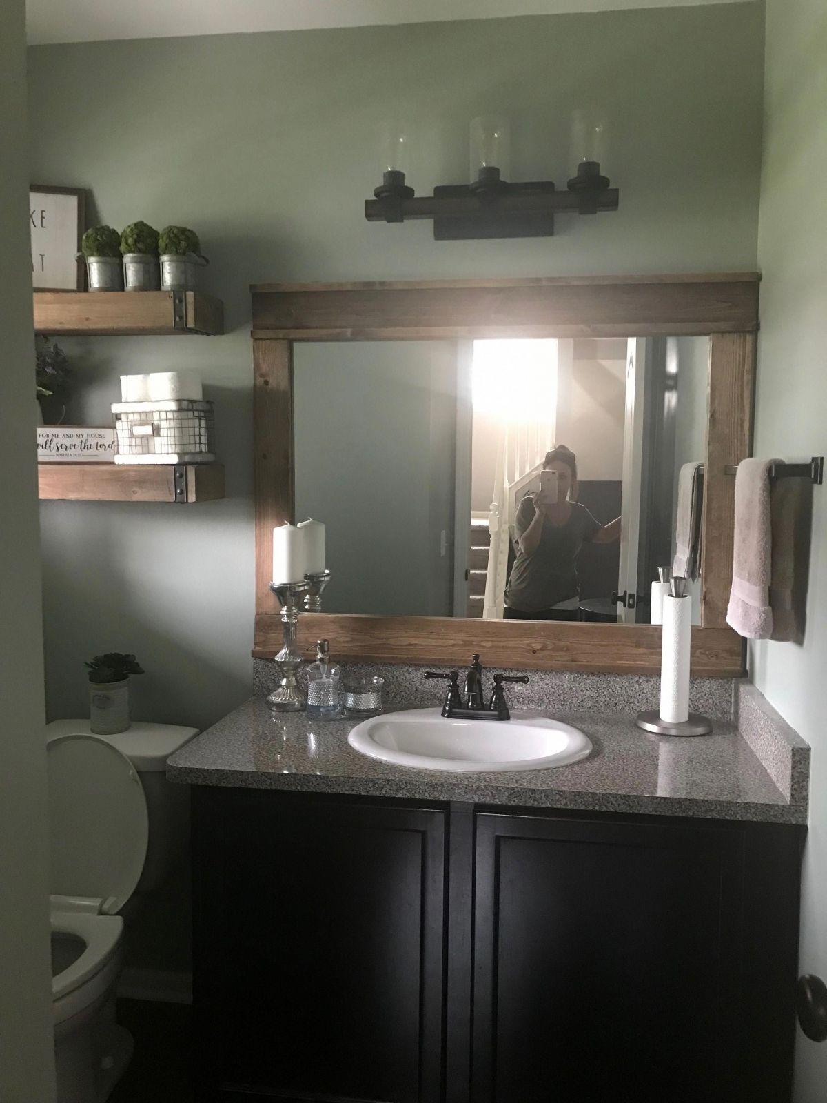 90 Great Bathroom Mirror Ideas Unique