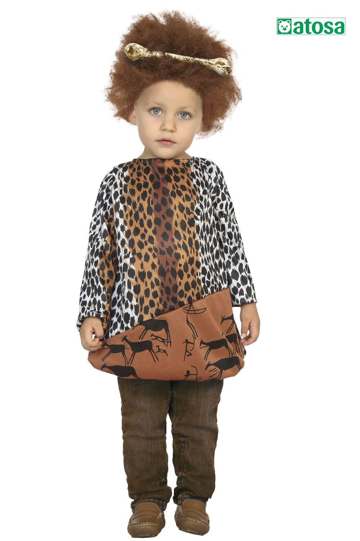 Disfraz bebé Cavernícola en 2020 Disfraz bebe, Disfraces