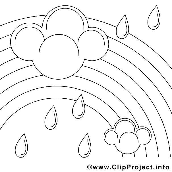 Wolken Und Regen Malvorlage Malvorlagen Malvorlagen Zum Ausdrucken Mandala Zum Ausdrucken