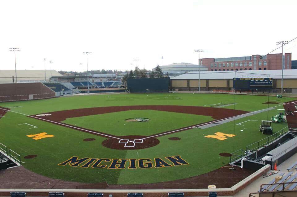 New baseball field Baseball field, Sports stadium, Baseball