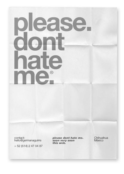 Please Dont Hate Me Graphicd Typography Design Dan Graphic