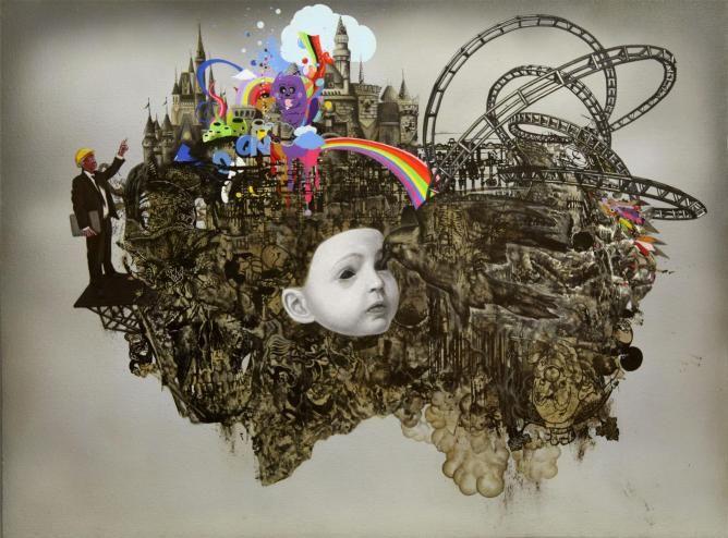 10 Contemporary Filipino Artists To Know Artist Contemporary Artists Papaya Art