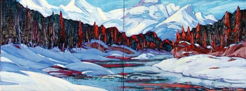 ROCKY MOUNTAINS Domink J. Modlinski