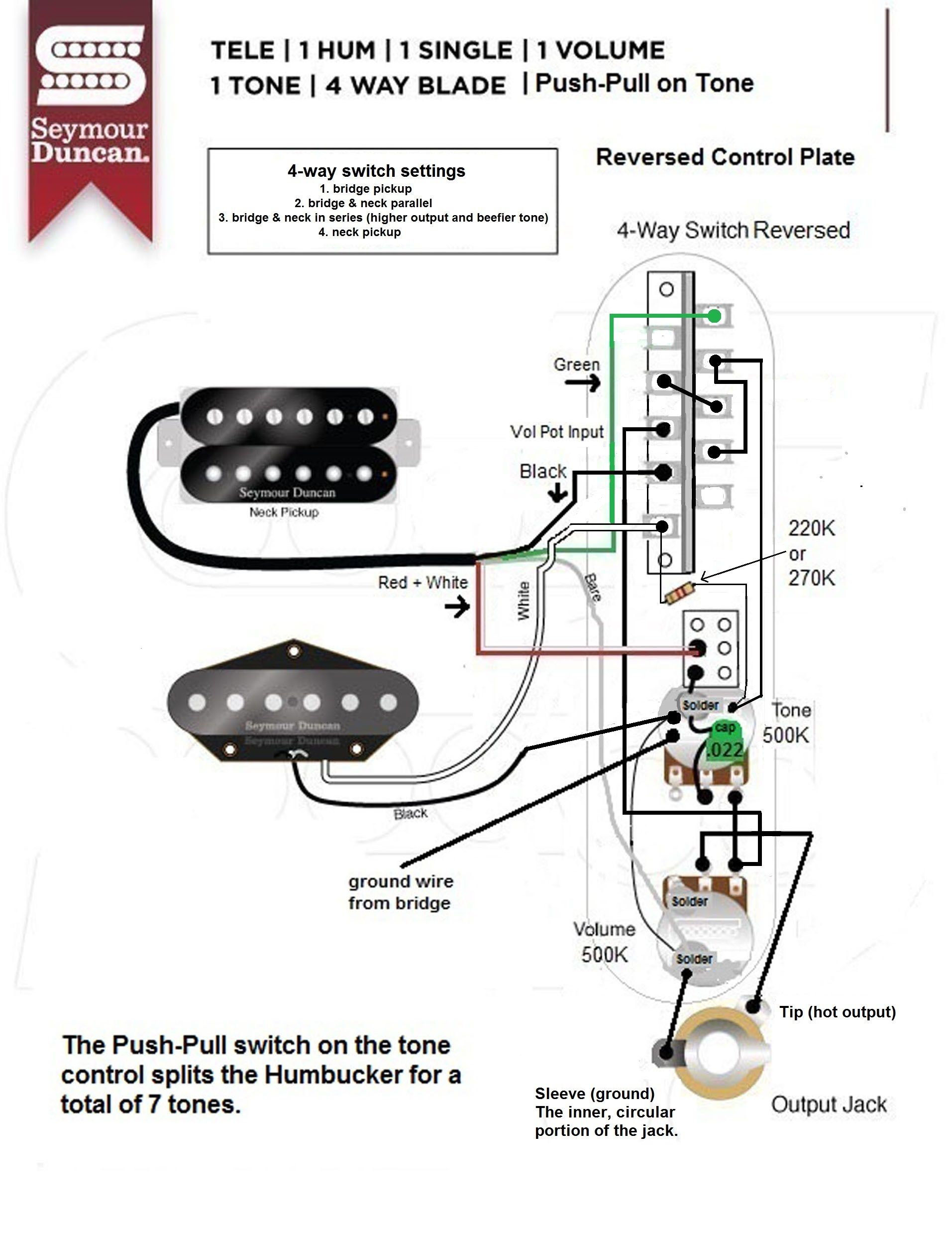 In case anyone is interested, here's the wiring diagram. Really cool wiring  scheme.