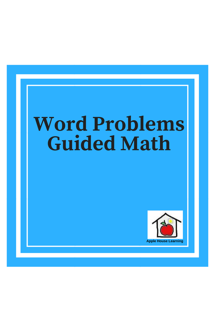 Pin by Apple House Learning on Word Problems: Guided Math ...