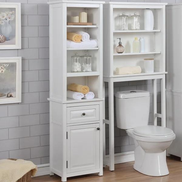 Bathroom Storage Cabinet, Bathroom Storage Tower