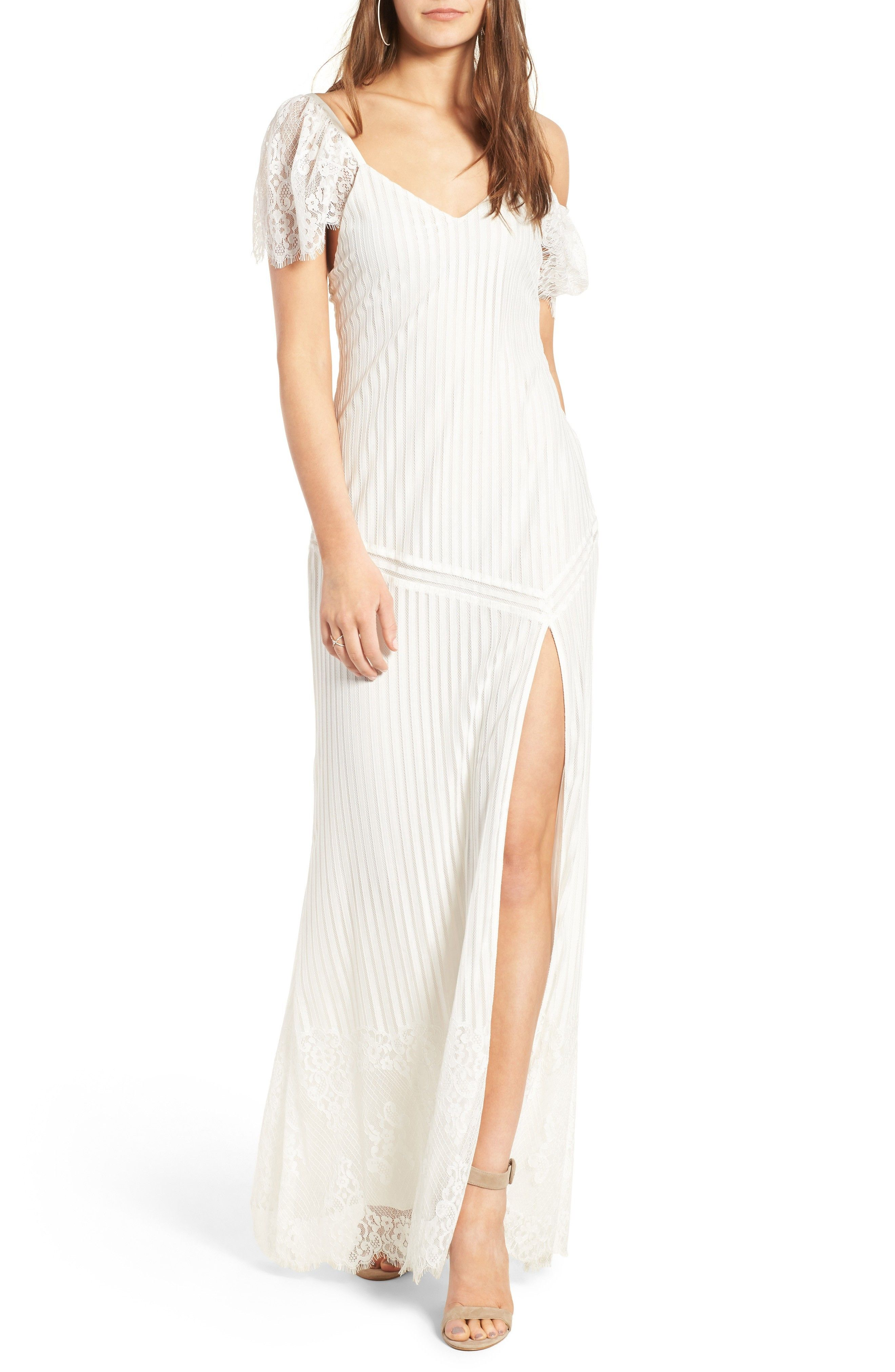 New STONE COLD FOX Fiori Backless Gown fashion online. [$750]?@shop hoodress<<