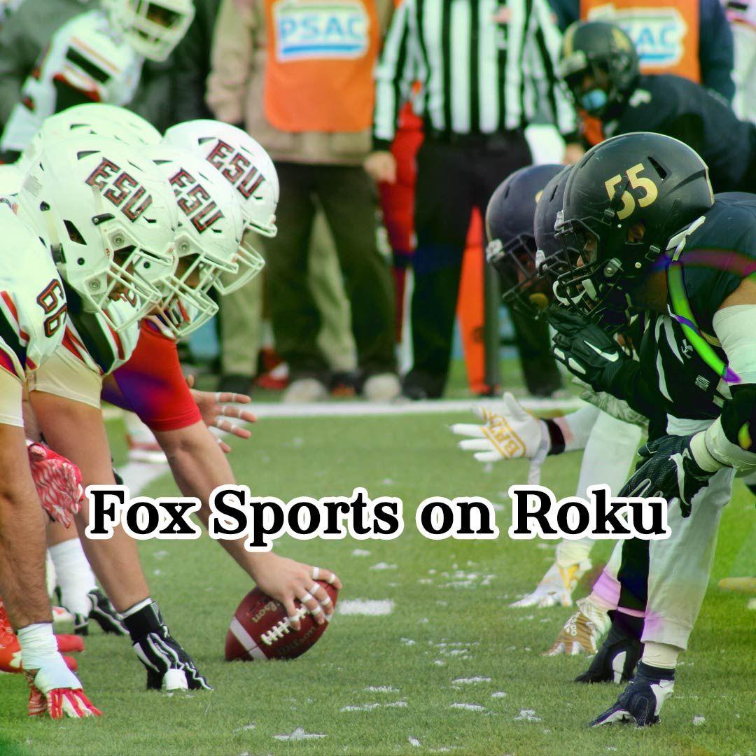 Fox Sports Go on Roku Roku, Error code, Fox sports