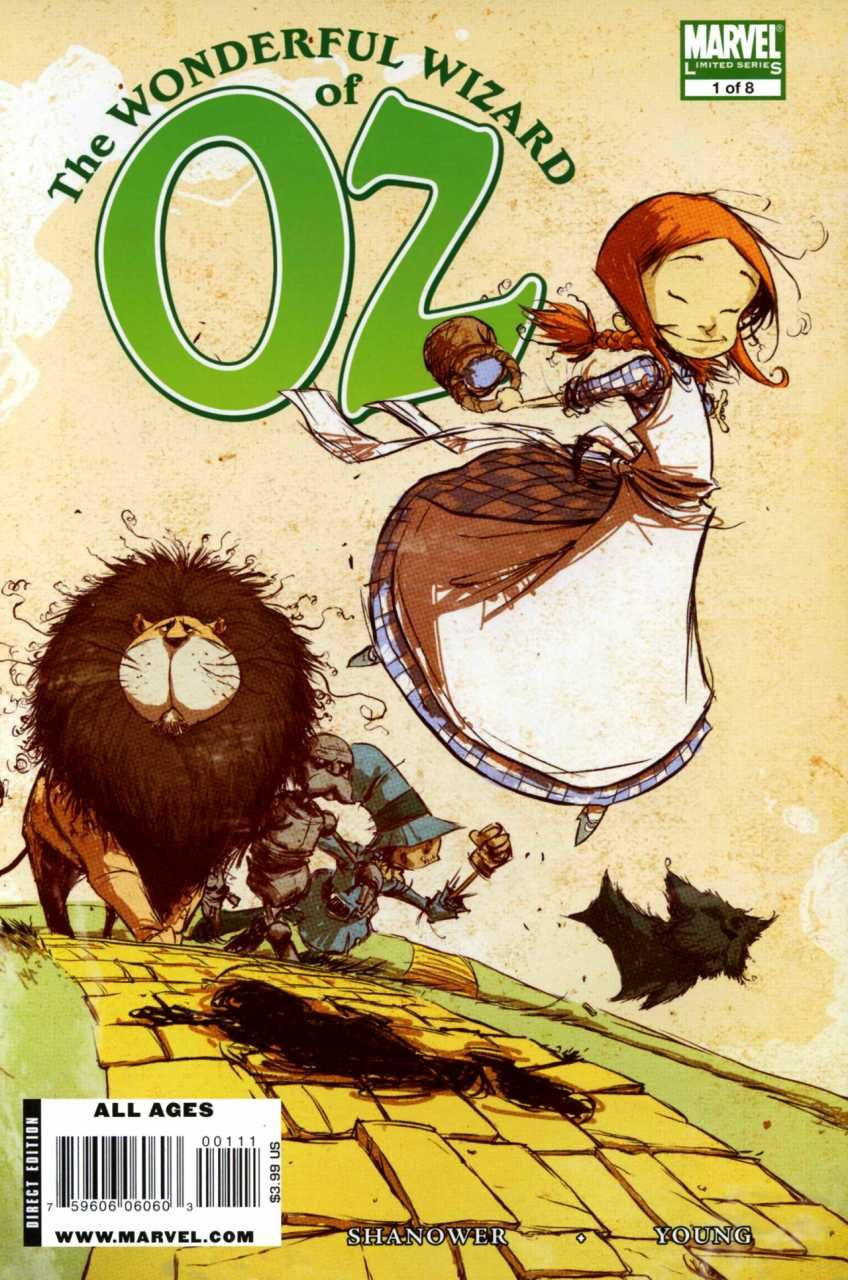 The Wonderful Wizard of Oz comic Just A Little Nerdy! Pinterest - Wizard Of Oz Halloween Decorations