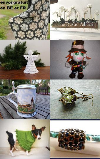 Today's gift ideas by Elena on Etsy--Pinned with TreasuryPin.com