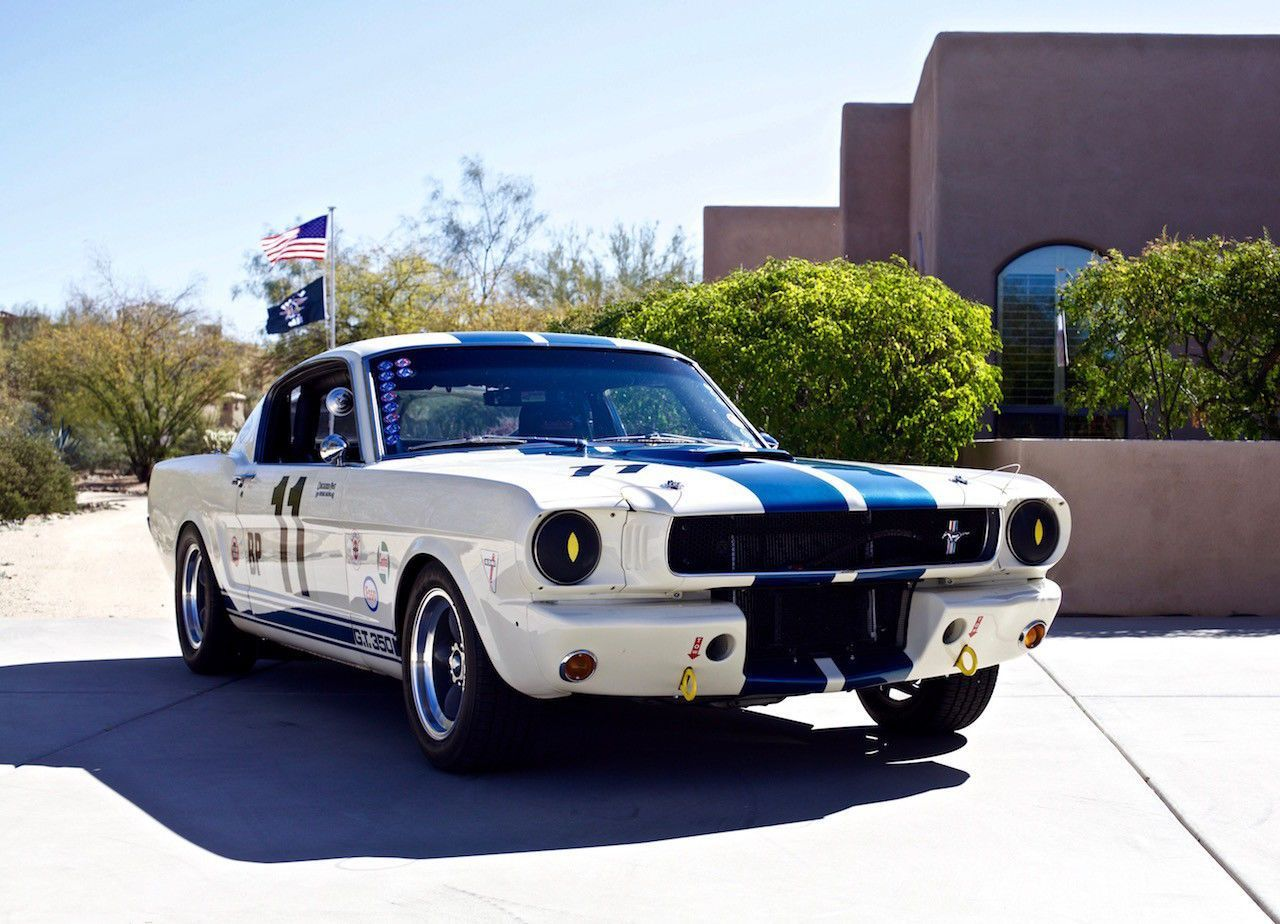 Ebay 1965 Ford Mustang Shelby Gt350 R Clone Vintage Racer 1965 Ford Mustang Fastback Shelby Gt350 R Mode Ford Mustang Fastback Mustang Shelby Ford Mustang