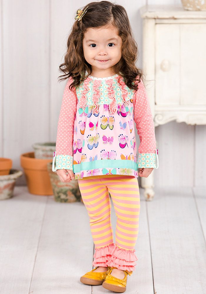 2ee9767d399a6 Busy Bee Leggings - Matilda Jane Clothing | mae rose inspired ...