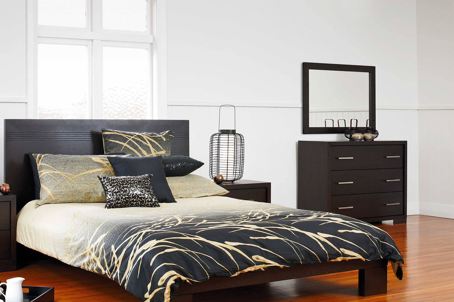 Mobel Bedroom Furniture Quater Wall Mirror By Haus Mobel Harvey Norman New Home