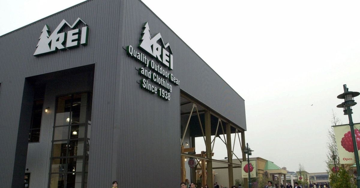 REI will close its doors on Black Friday to encourage