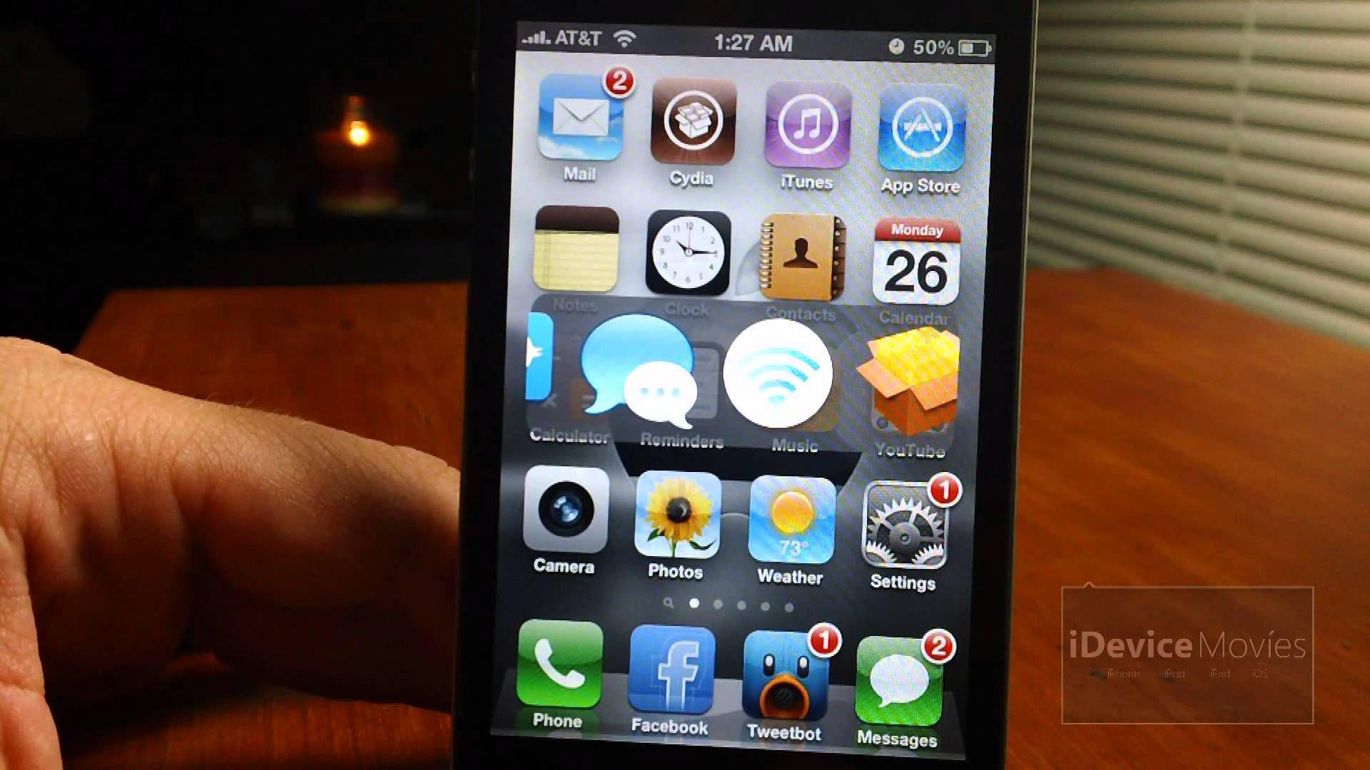 """CmdTab OSX App Switcher Remake """"Best Cydia Jailbreak Apps"""
