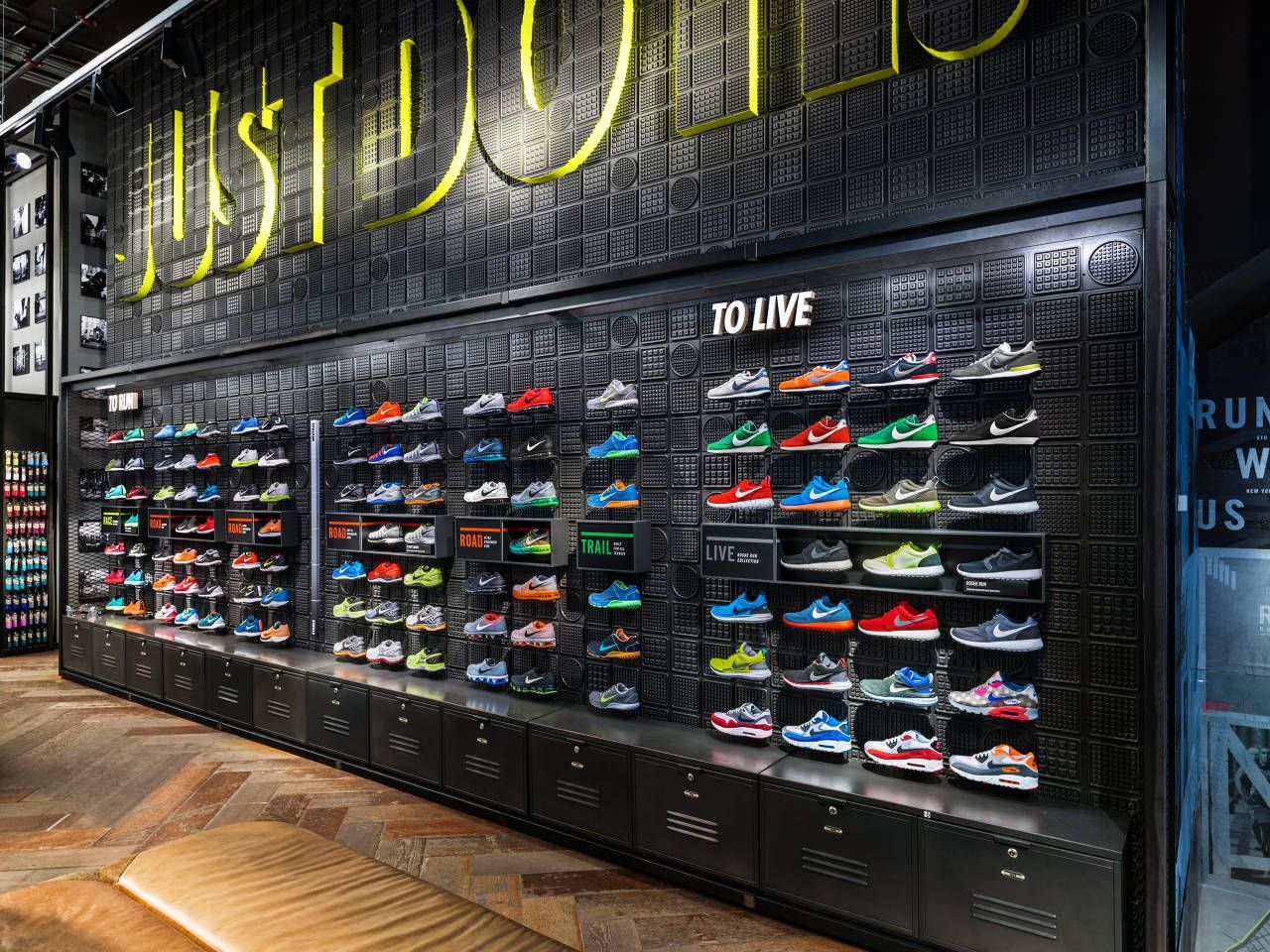 adidas NYC Gensler | ArchDaily