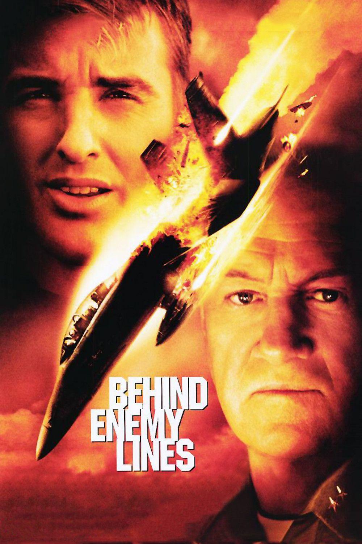 Behind Enemy Lines 2001 Streaming Movies Movie Posters Hd Movies