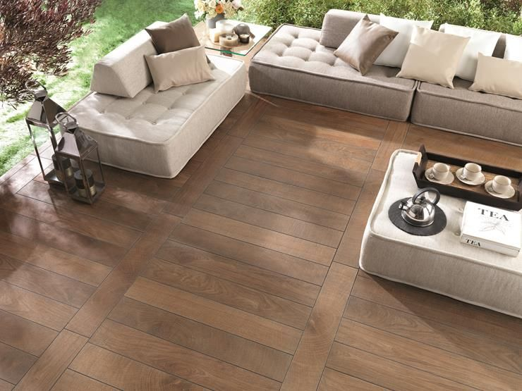 Porcelanosa tiles (Oxford Cognac)