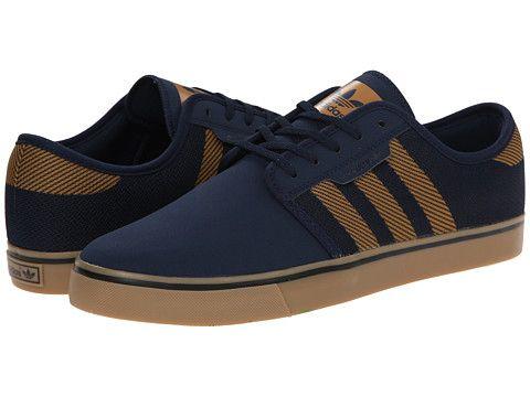 adidas skateboard seeley tessuti collegiale marina / mesa / collegiale