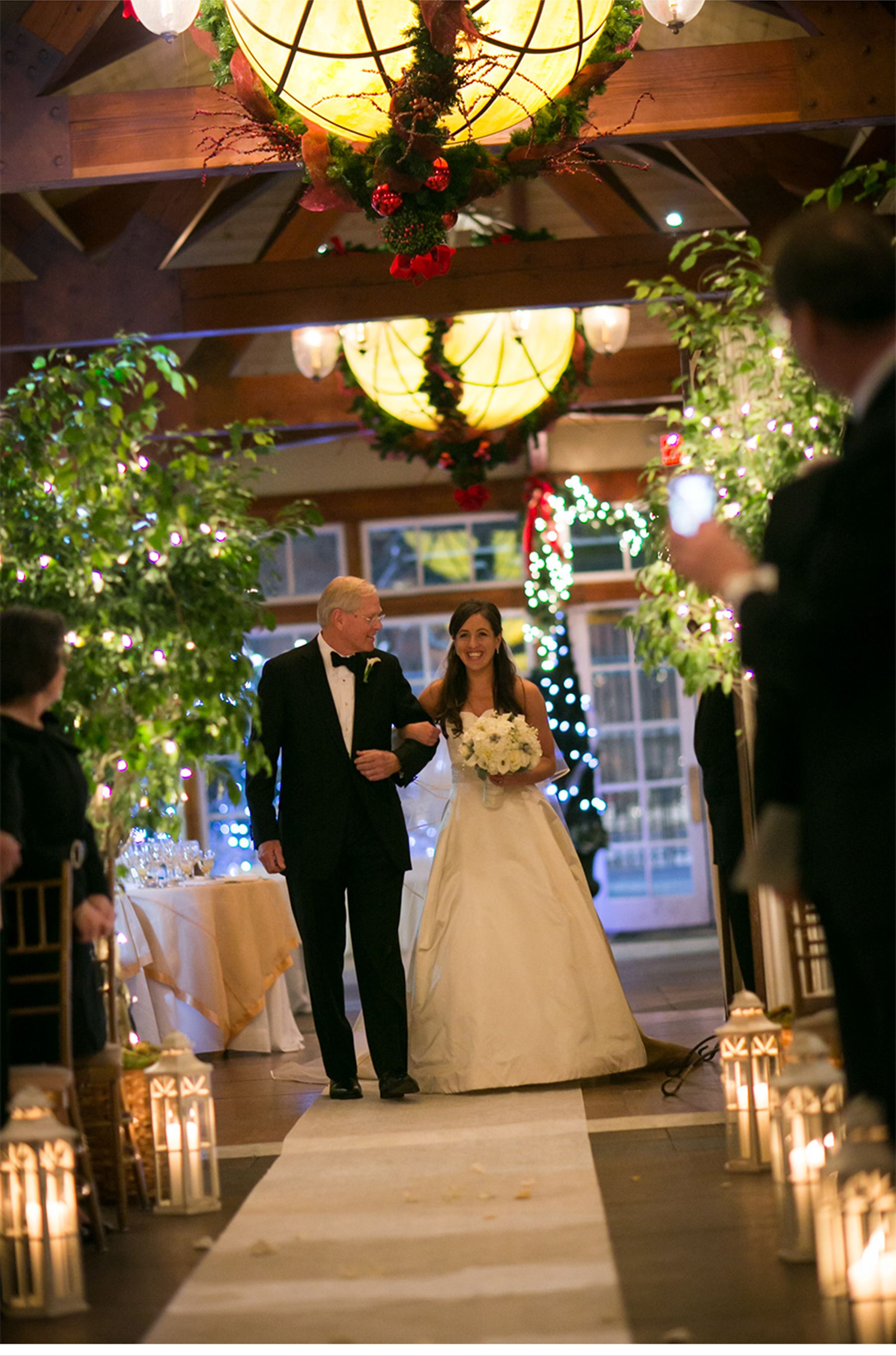 Winter Wedding At The Loeb Boathouse Central Park Be Inspired By Carter Brad S Snowy
