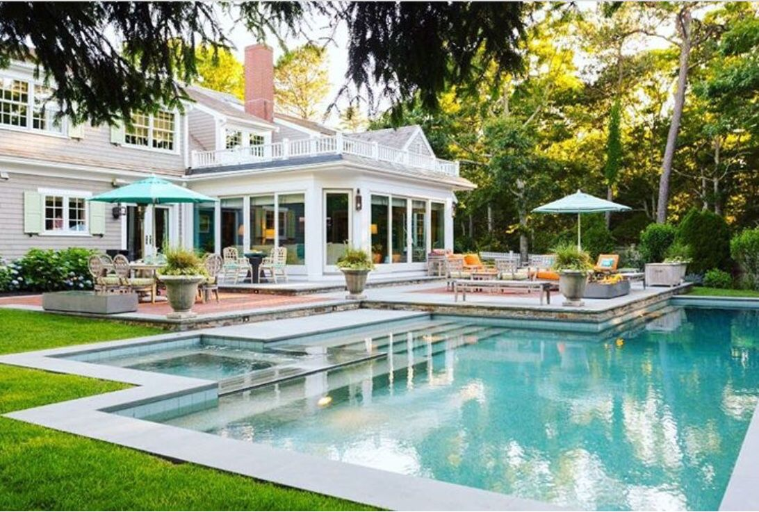 30 Beautiful Swimming Pool Designs For Your Home Patio Design