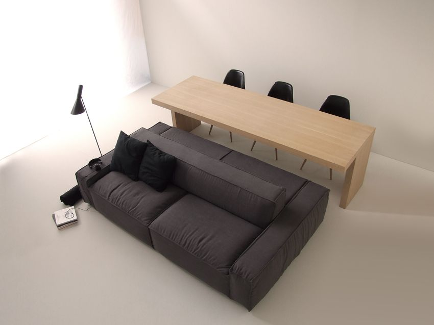 Excellent Two Sided Couch With Put Simply Isolagiorno Is A Dual Sided Sofa  One Side For