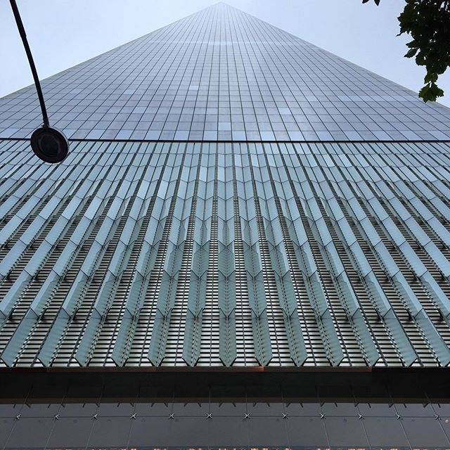 The Freedom Tower In #NYC Is 104 Floors And The Worldu0027s 4th Tallest  Building In