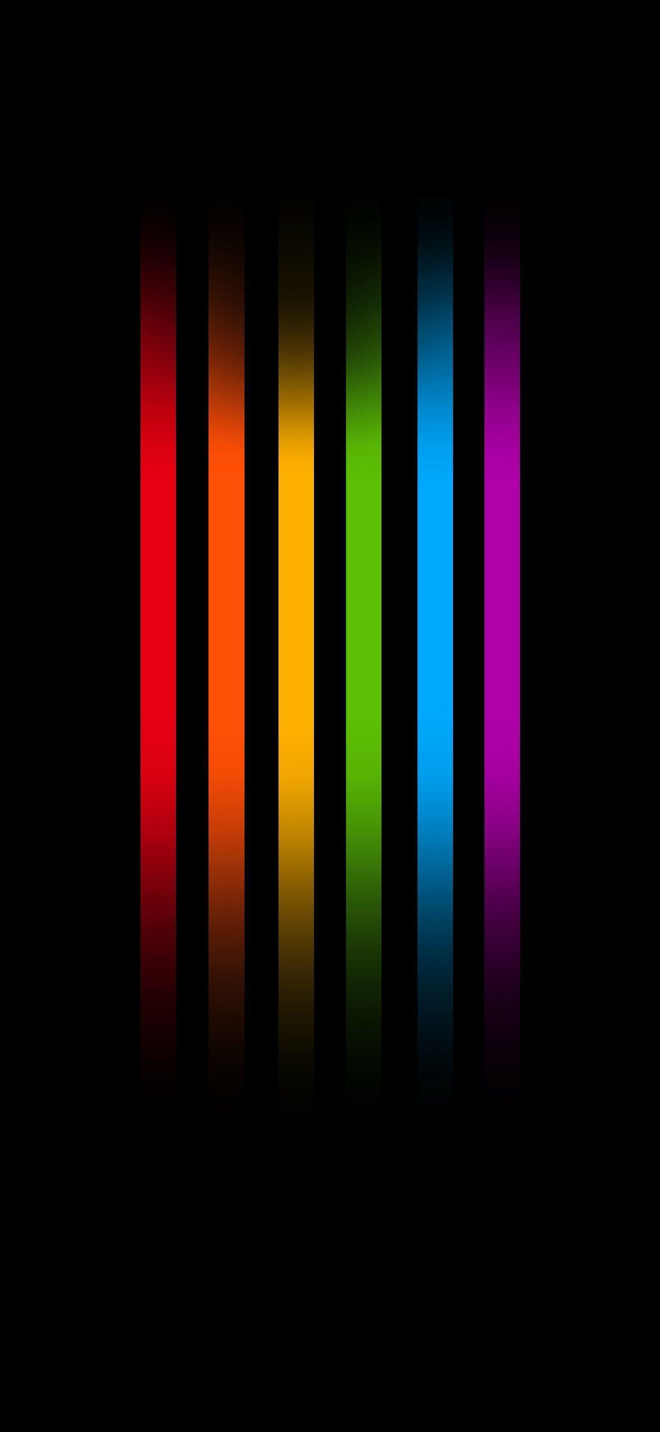 Rainbow Wallpaper Iphone 11