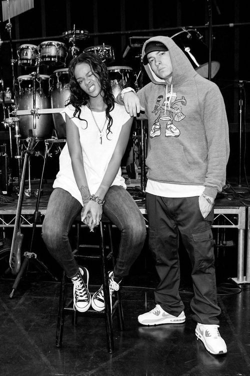 Rihanna & Eminem Monster TOUR August 22, Detroit